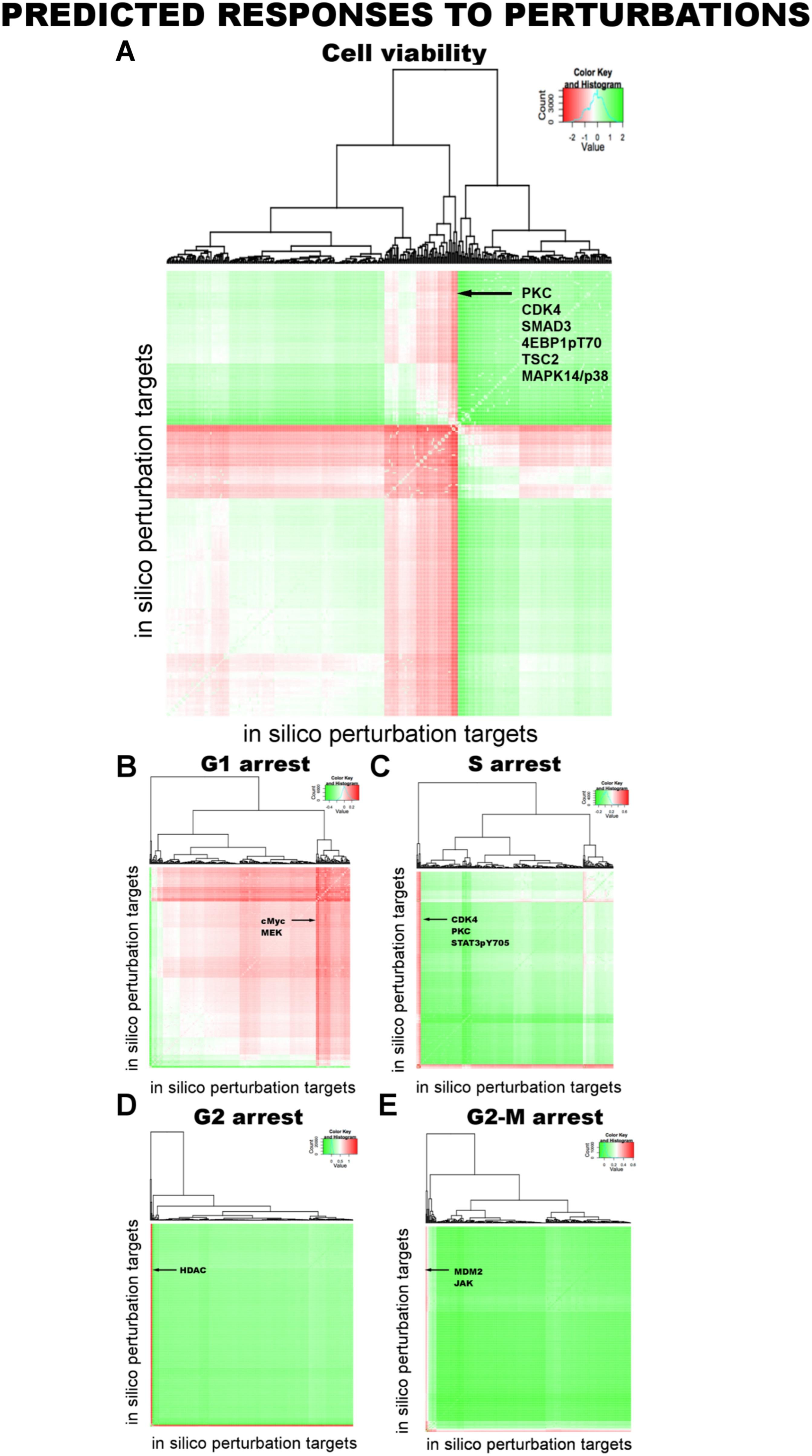 Perturbation biology nominates upstream–downstream drug combinations ...