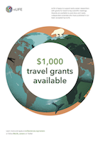 $1000 Travel Grants now available